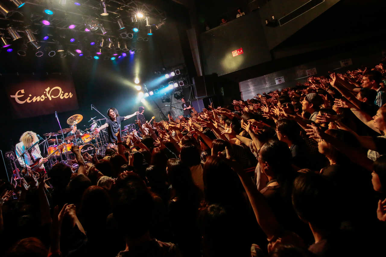 5月12日(土)@TSUTAYA O-WEST