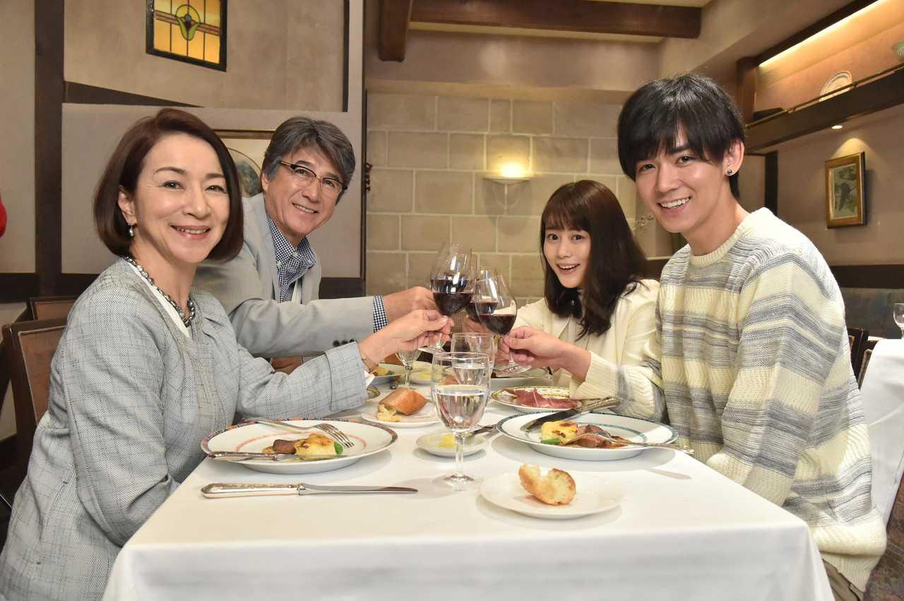 小瀧望(ジャニーズWEST)、「僕的な見どころとしては、リアル彼氏感!」スペシャルドラマ『68歳の新入社員』高畑充希の恋人役で出演!