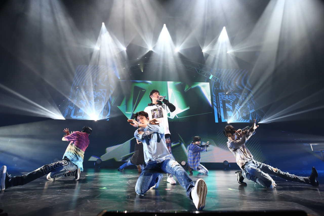 GOT7 待望の全国ホールツアーが福岡でスタート!!新曲「THE New Era」初披露!