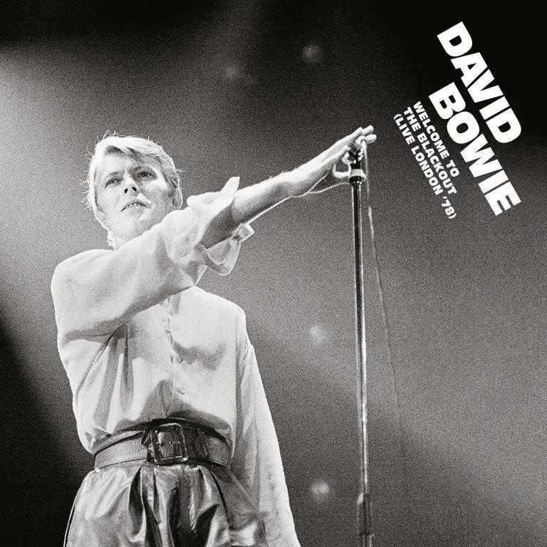 アルバム『ウェルカム・トゥ・ザ・ブラックアウト(ライヴ・ロンドン '78)』