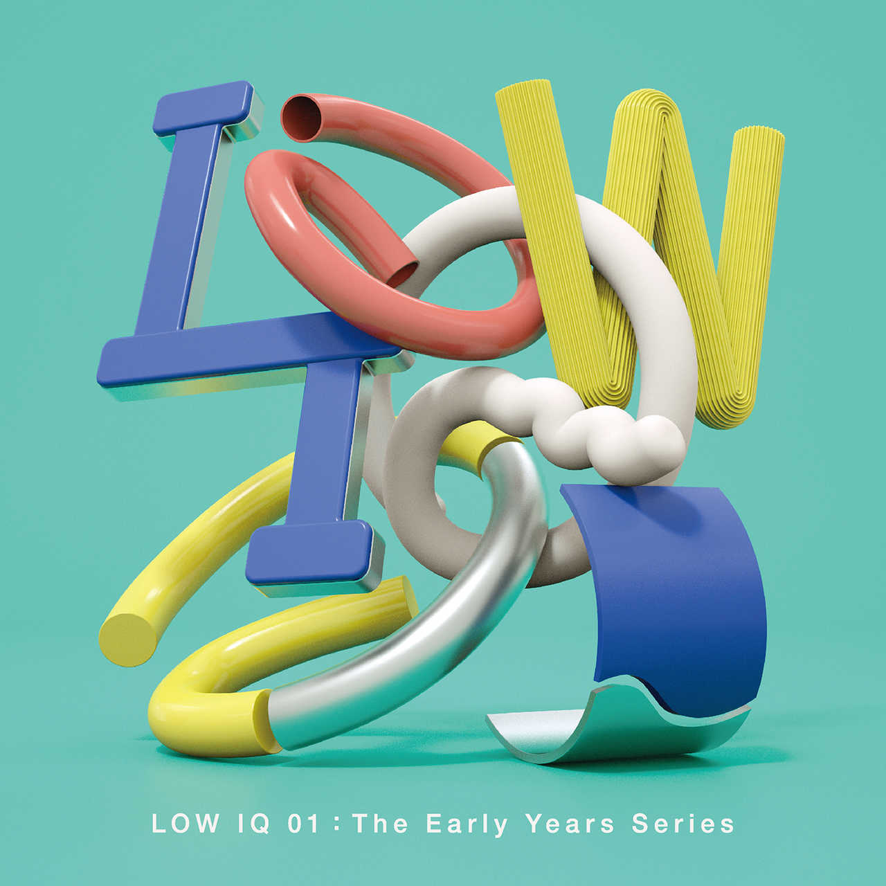 アルバム『The Early Years Series』