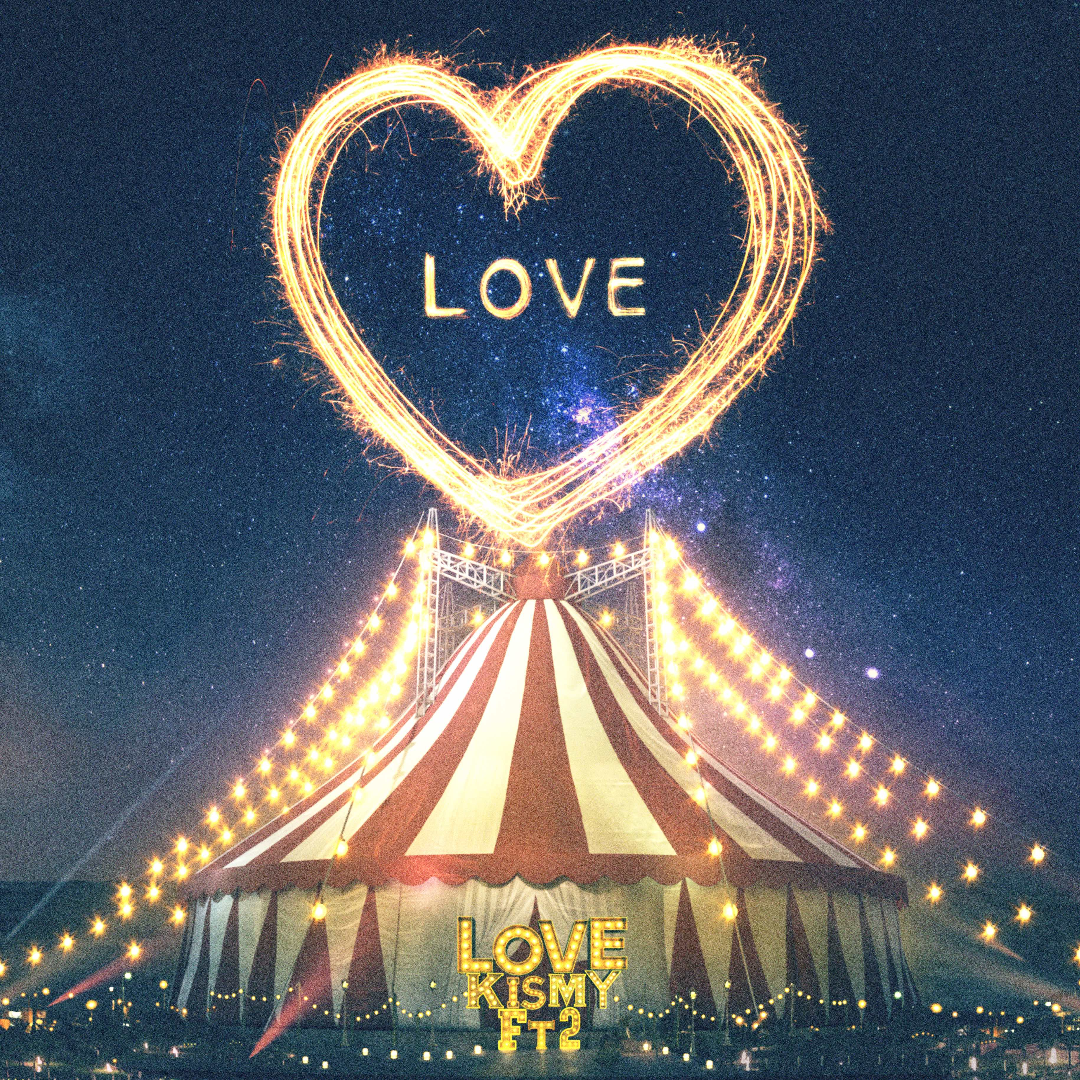 シングル「LOVE」【通常盤】