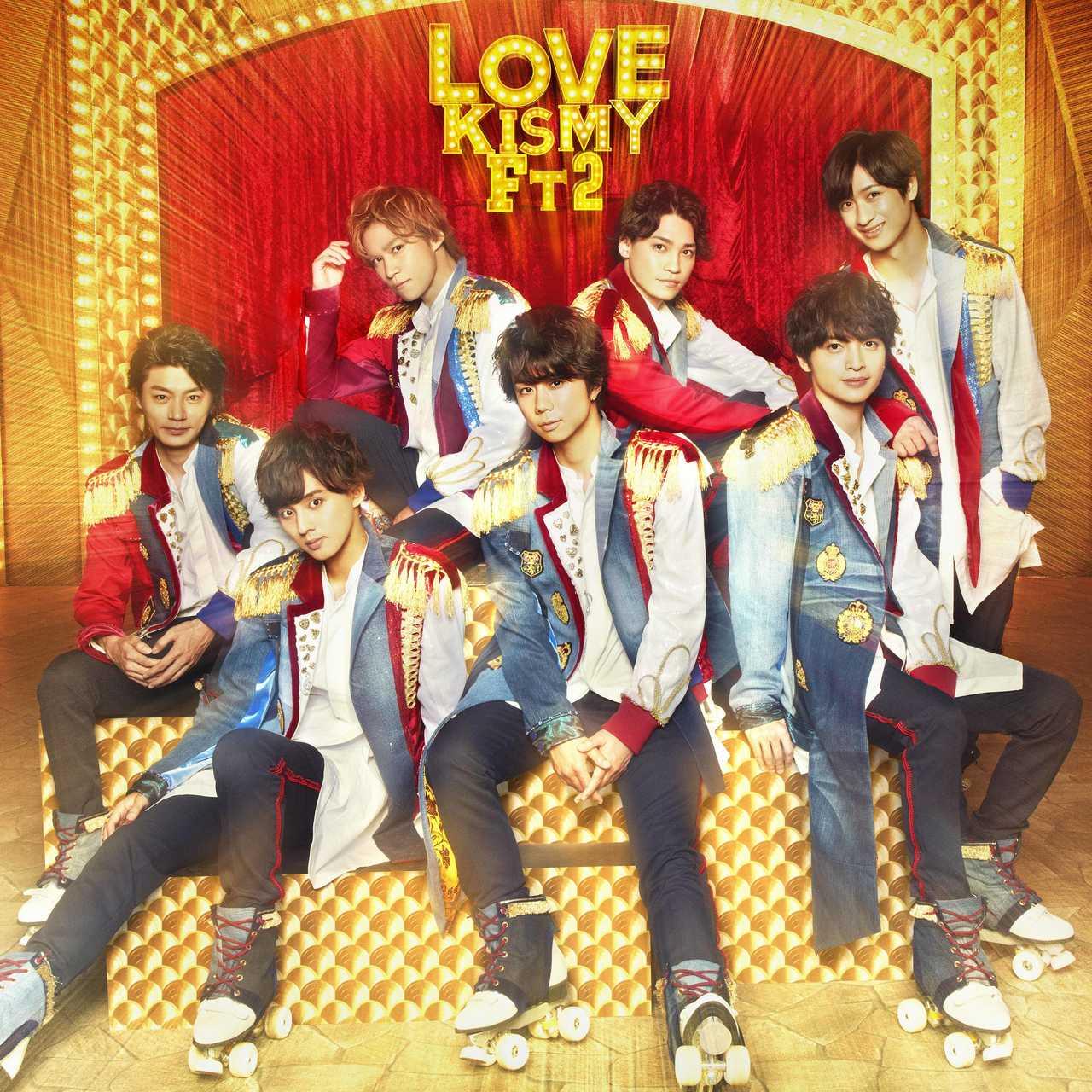 シングル「LOVE」