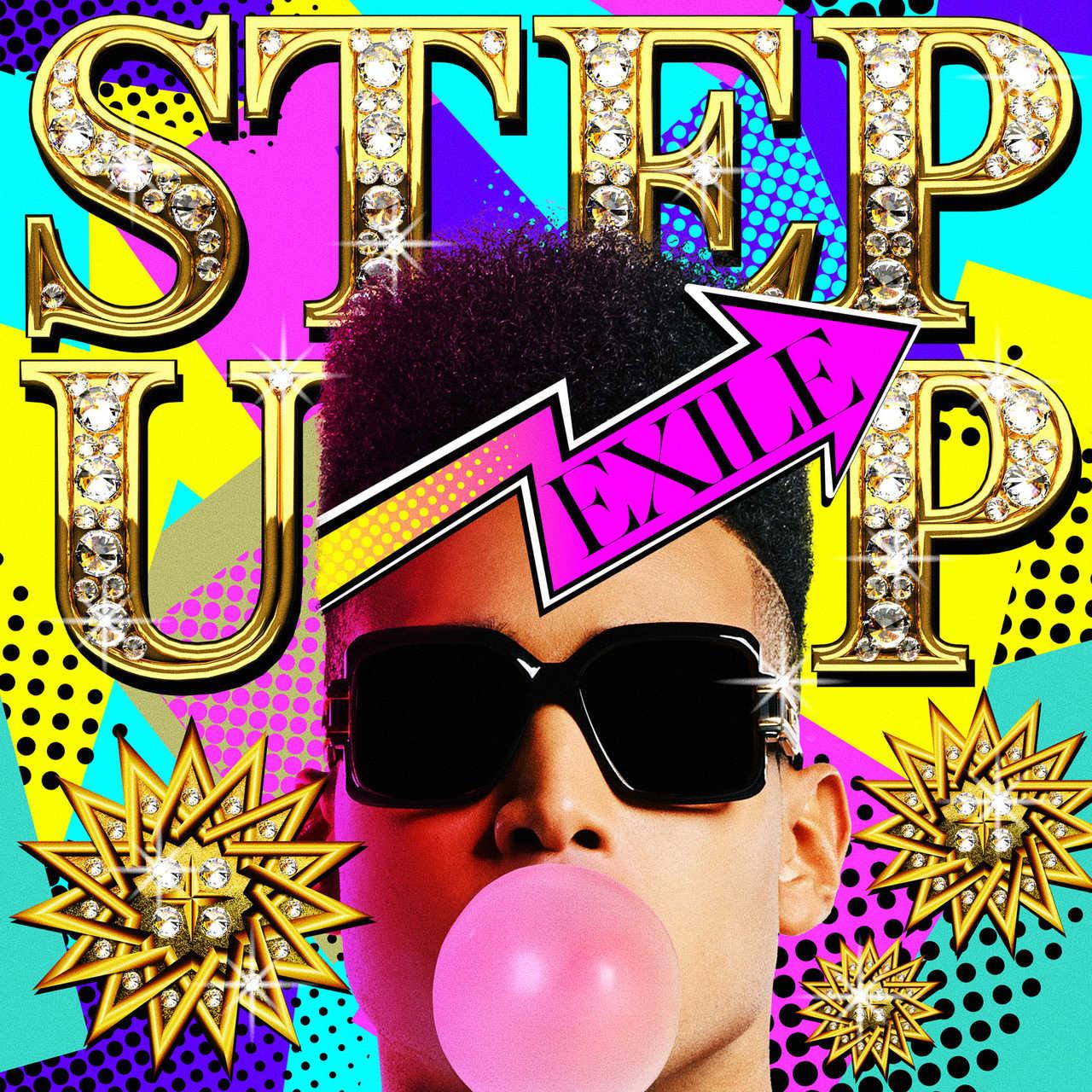 配信シングル「STEP UP」