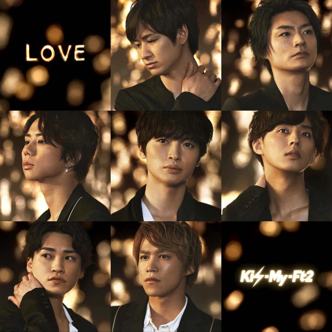 シングル「LOVE」【初回盤B】