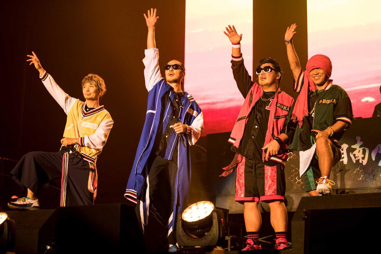『風伝説 〜一五一会 TOUR2018〜』@神奈川・横浜アリーナ