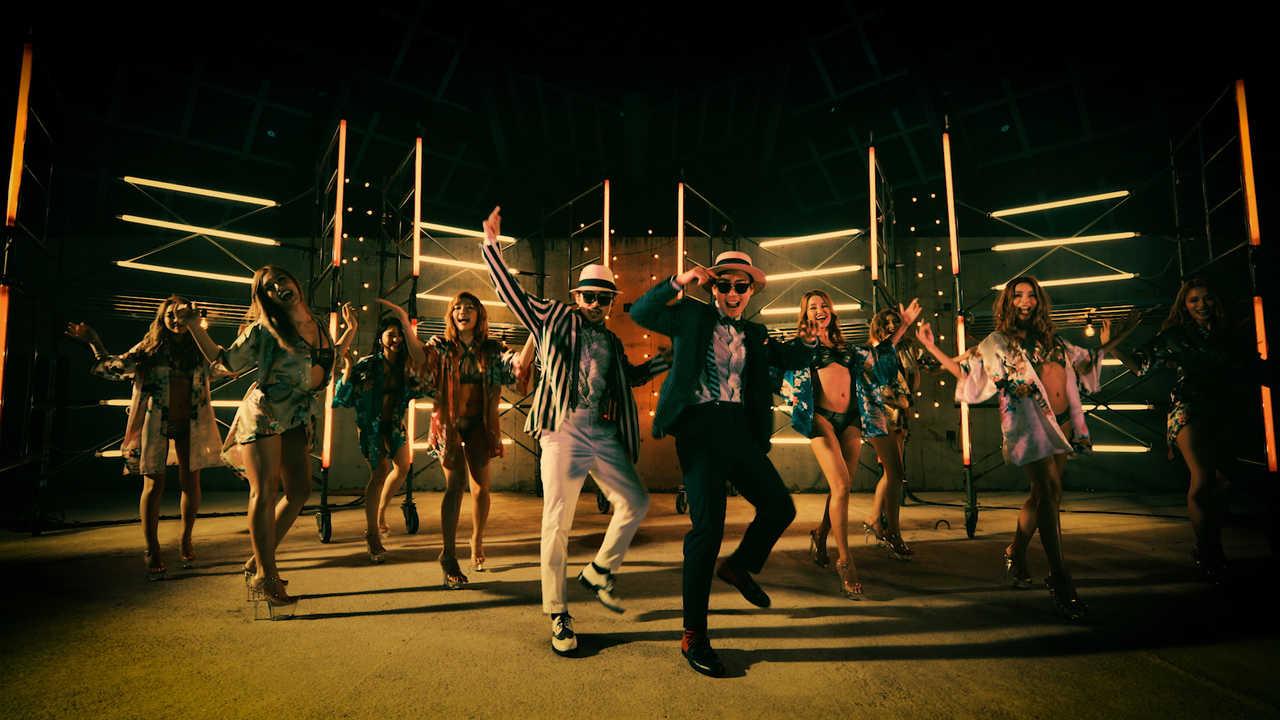 「シリタイ feat. C&K & CYBERJAPAN DANCERS」MV