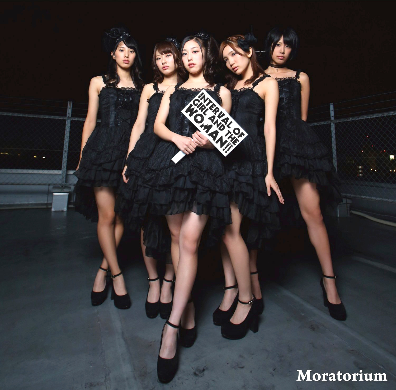 『モラトリアム』(通常盤) [Single, Maxi](徳間ジャパンコミュニケーションズ)/ひめキュンフルーツ缶