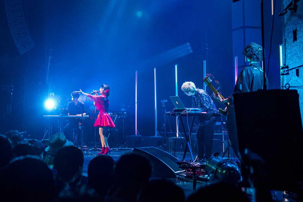 2018年6月24日 at Zepp DiverCity Tokyo