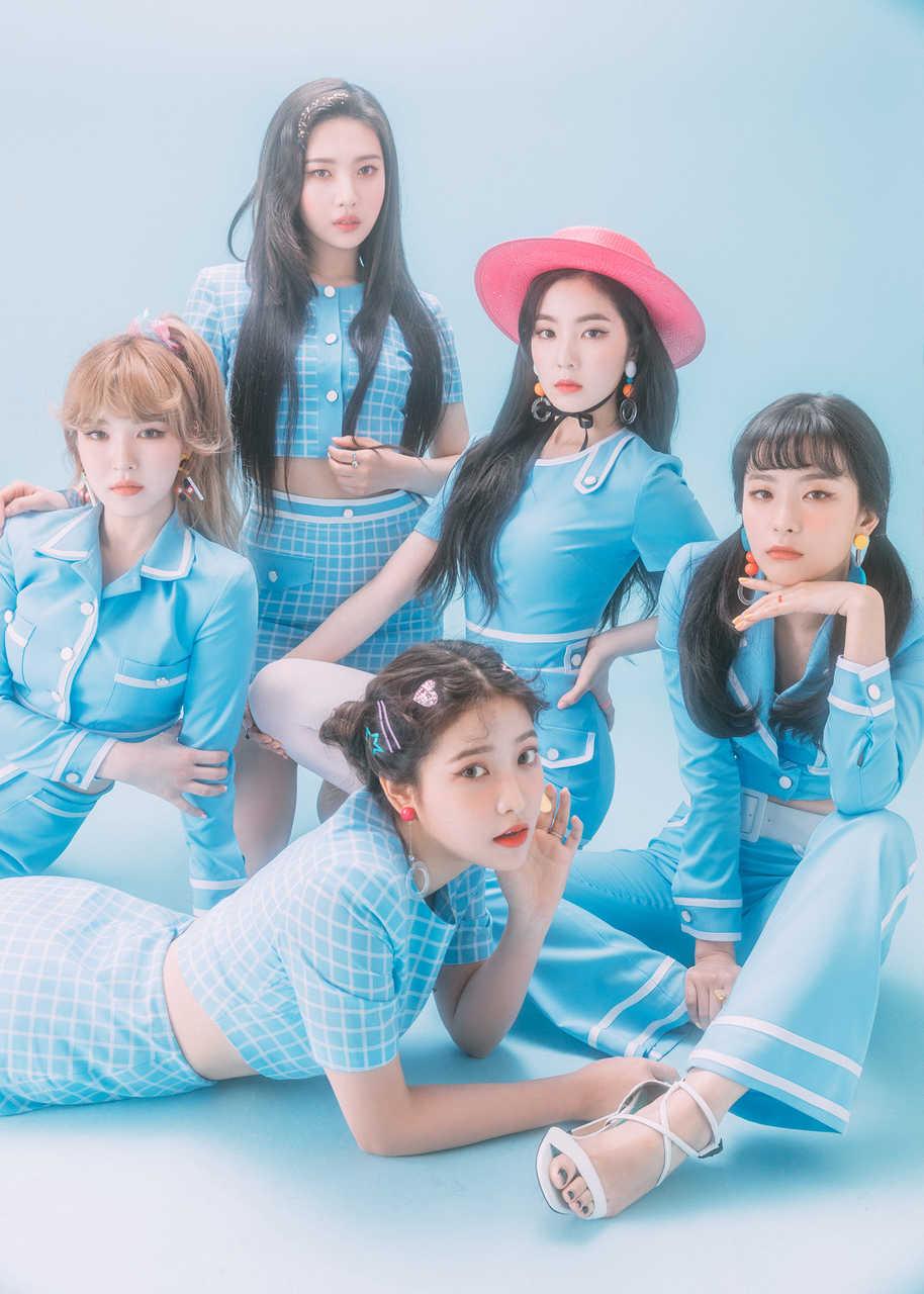 韓国人気ガールズグループ「Red Velvet」JAPAN 1st mini Album「#Cookie Jar」リリース!各チャートを席巻中!