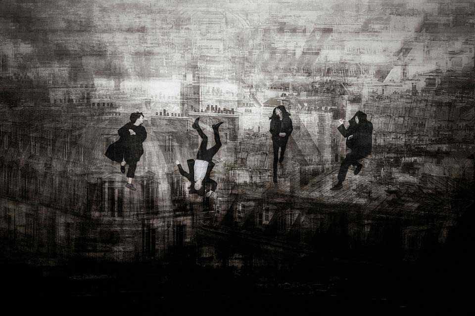 THE NOVEMBERS、新EP『TODAY』から最新MV「みんな急いでいる」を公開