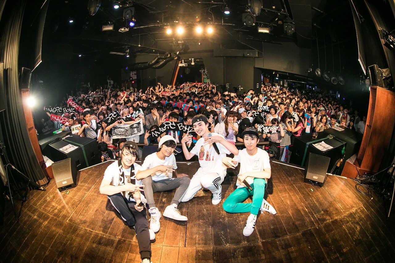 7月16日@渋谷SOUND MUSEUM VISION