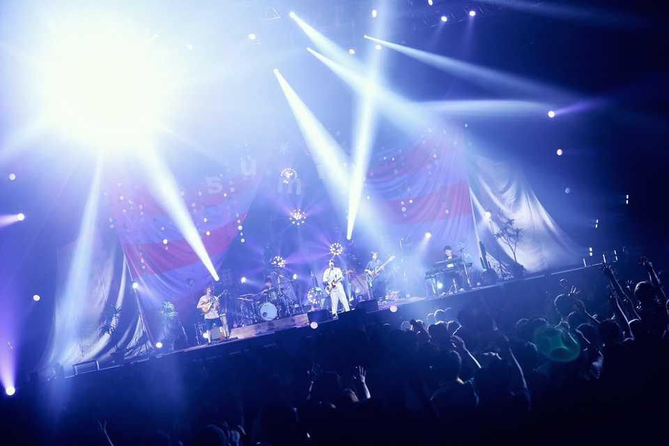 7月18日@大阪フェスティバルホール photo by 後藤壮太郎