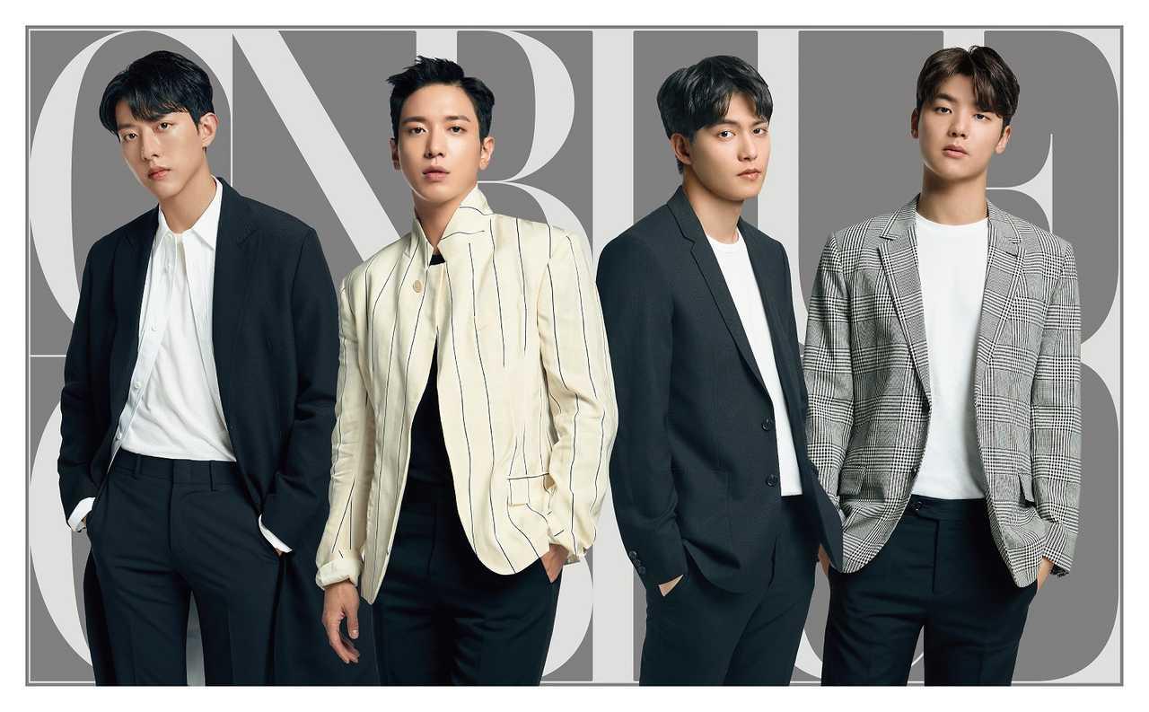 "CNBLUE、初の日本ベストアルバム発売を記念した""OUR BOOK CAFE""全国4か所でオープン決定!"