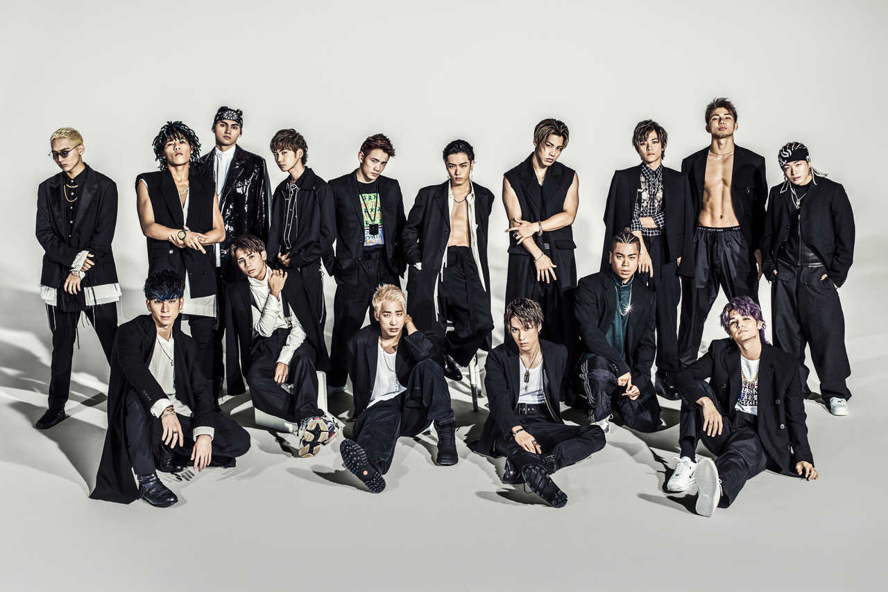 THE RAMPAGE 9月12日発売、待望の1st ALBUMのリード楽曲「LA FIESTA」のMusic Videoが解禁!!