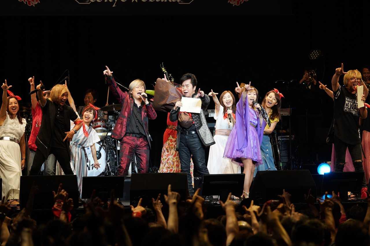 8月10日@Zepp Tokyo