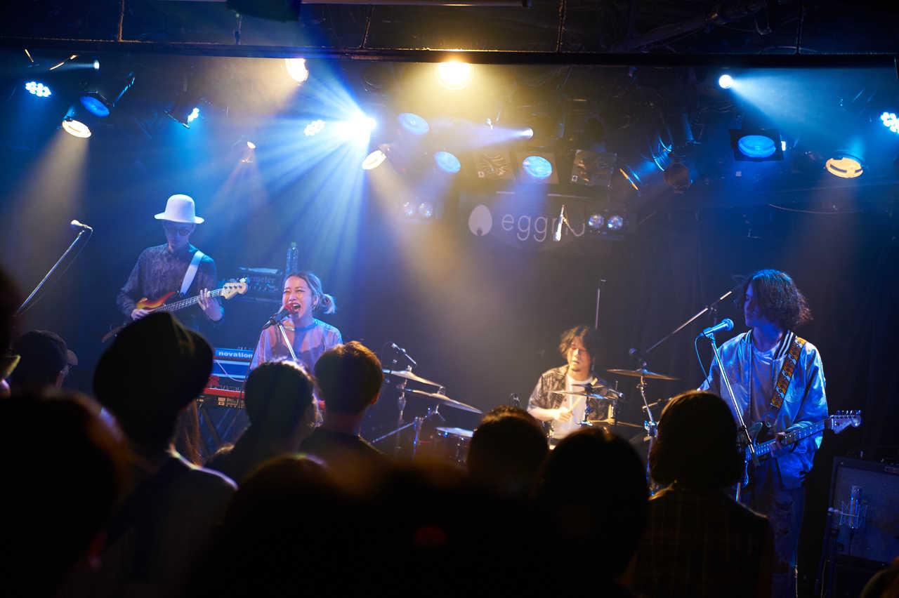 8月11日@渋谷eggman