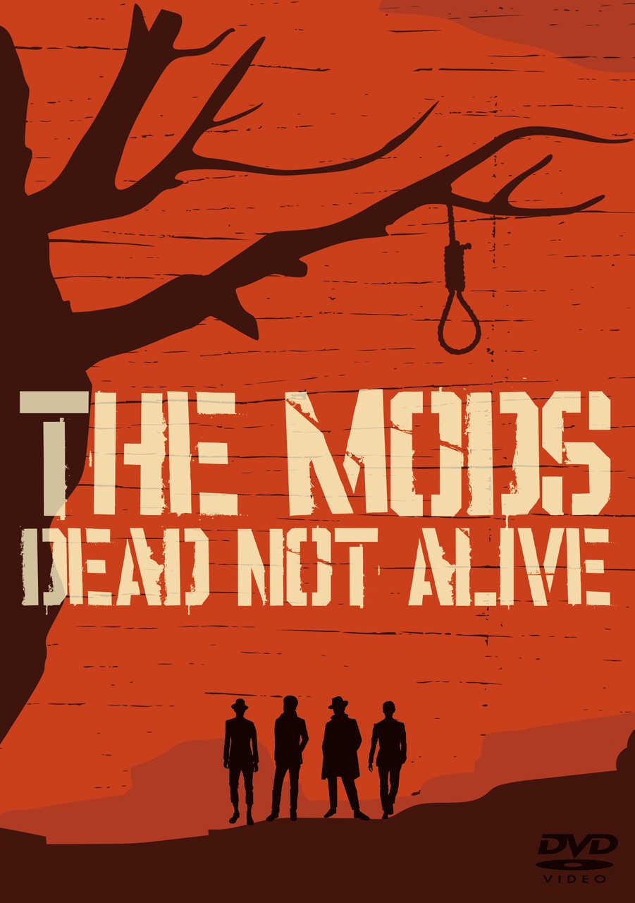 DVD『DEAD NOT ALIVE』