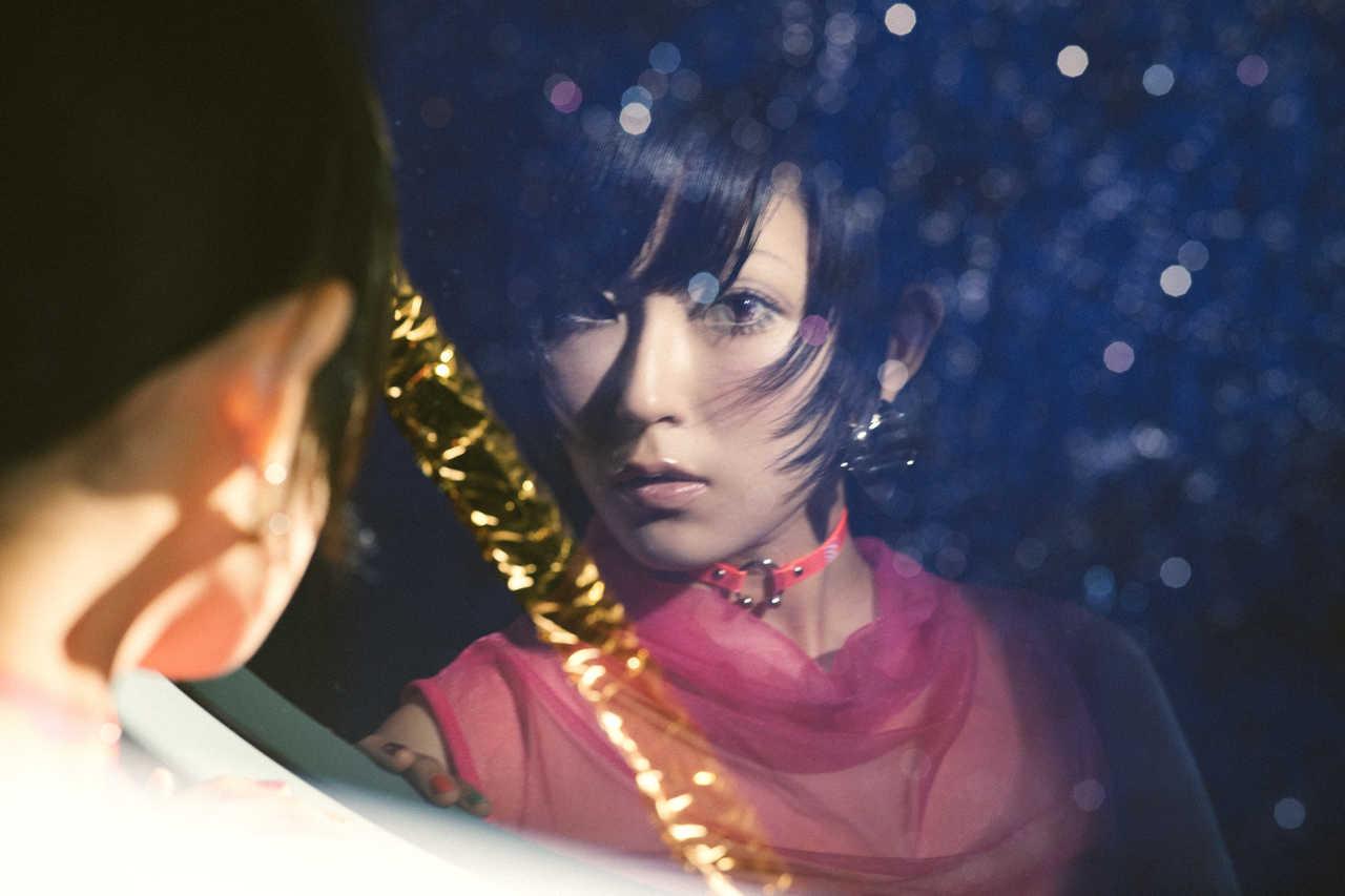 DAOKO photo by  瀧本幹也