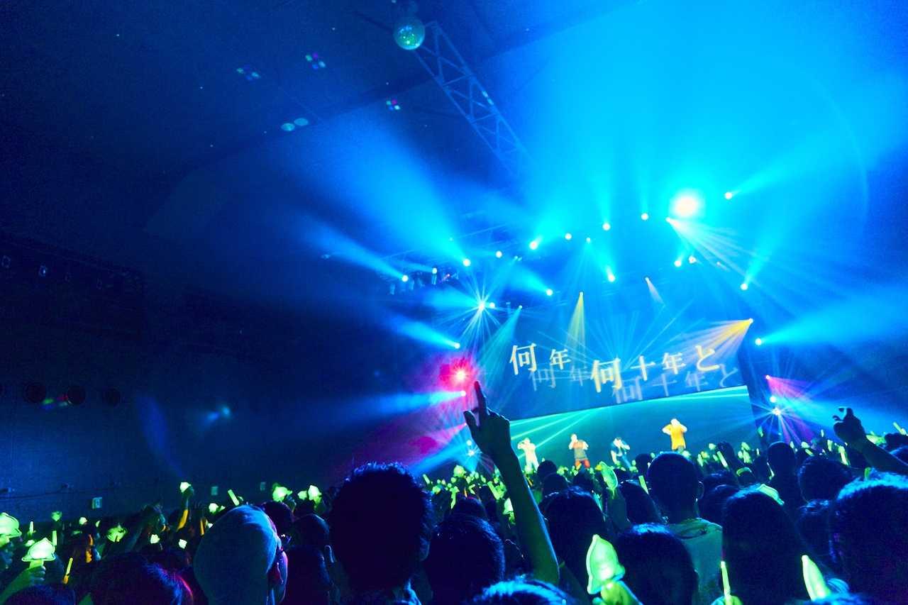 8月31日@Zepp DiverCity Tokyo