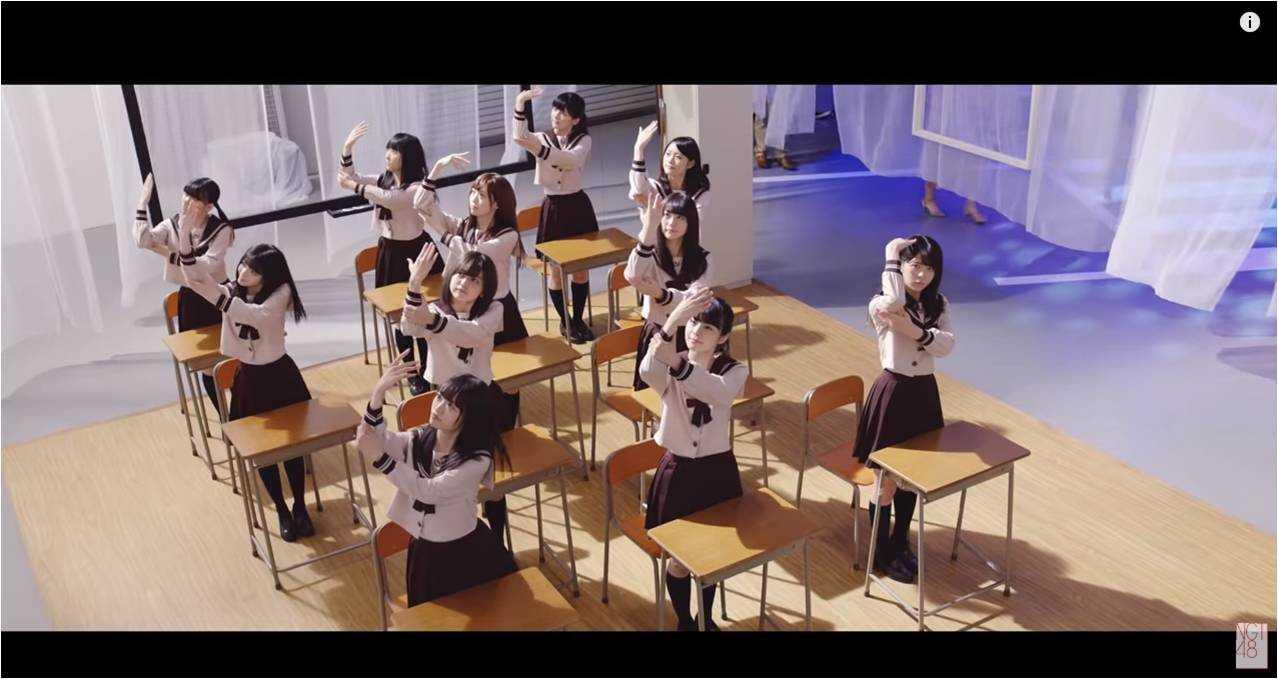 「カーテンの柄」MUSIC VIDEO