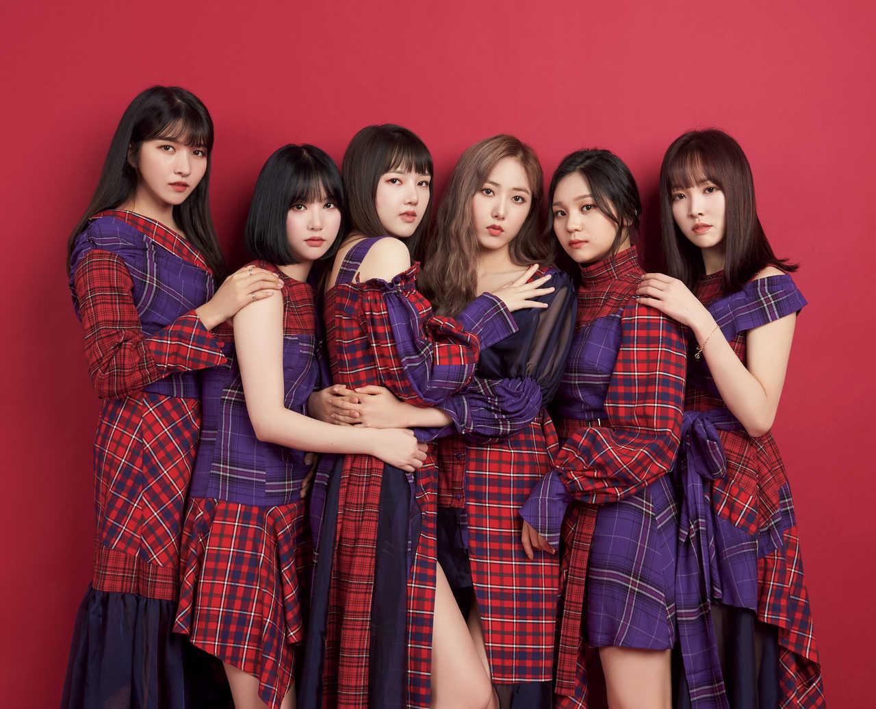超大型K-POPガールズグループ GFRIEND、新アーティスト写真・ジャケット写真・ティザー動画公開!
