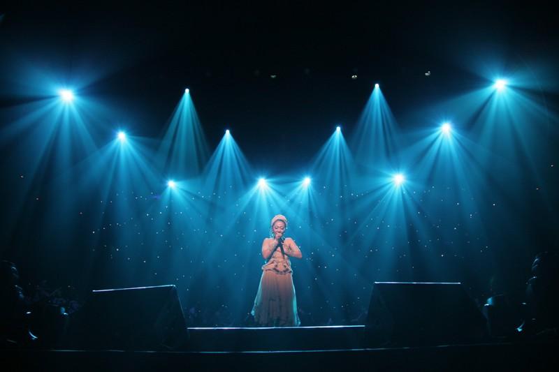 「LAWSON presents MISIA 星空のライヴ VII -15th Celebration- Hoshizora Symphony Orchestra」@日本武道館公演