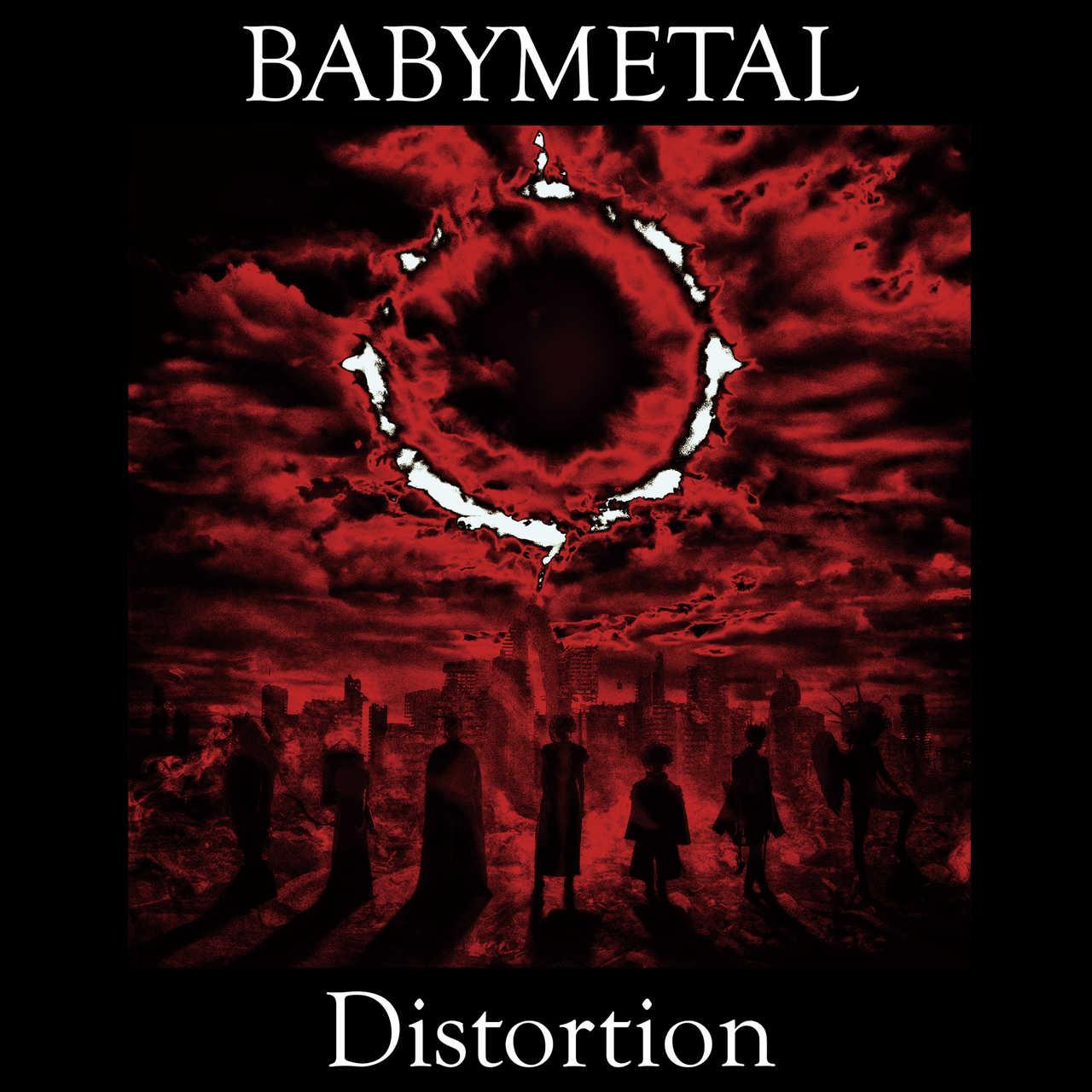 BABYMETAL「Distortion」最新ライブ映像を公開!アナログのリリースも決定!