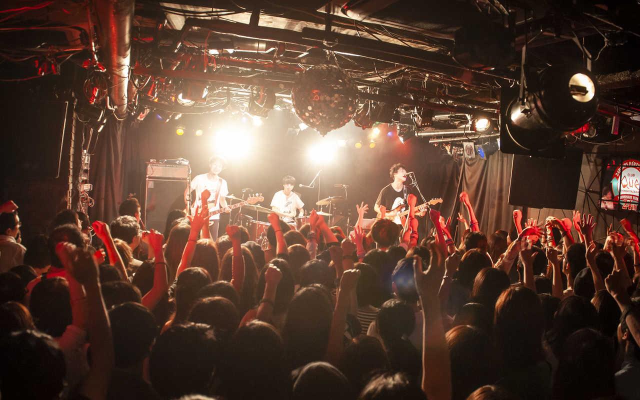 9月23日(日)@東京・下北沢CLUB Que