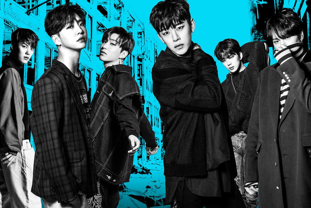 B.A.P  日本デビュー5周年を記念した初ベストアルバム 「B.A.P THE BEST -JAPANESE VERSION-」発売決定