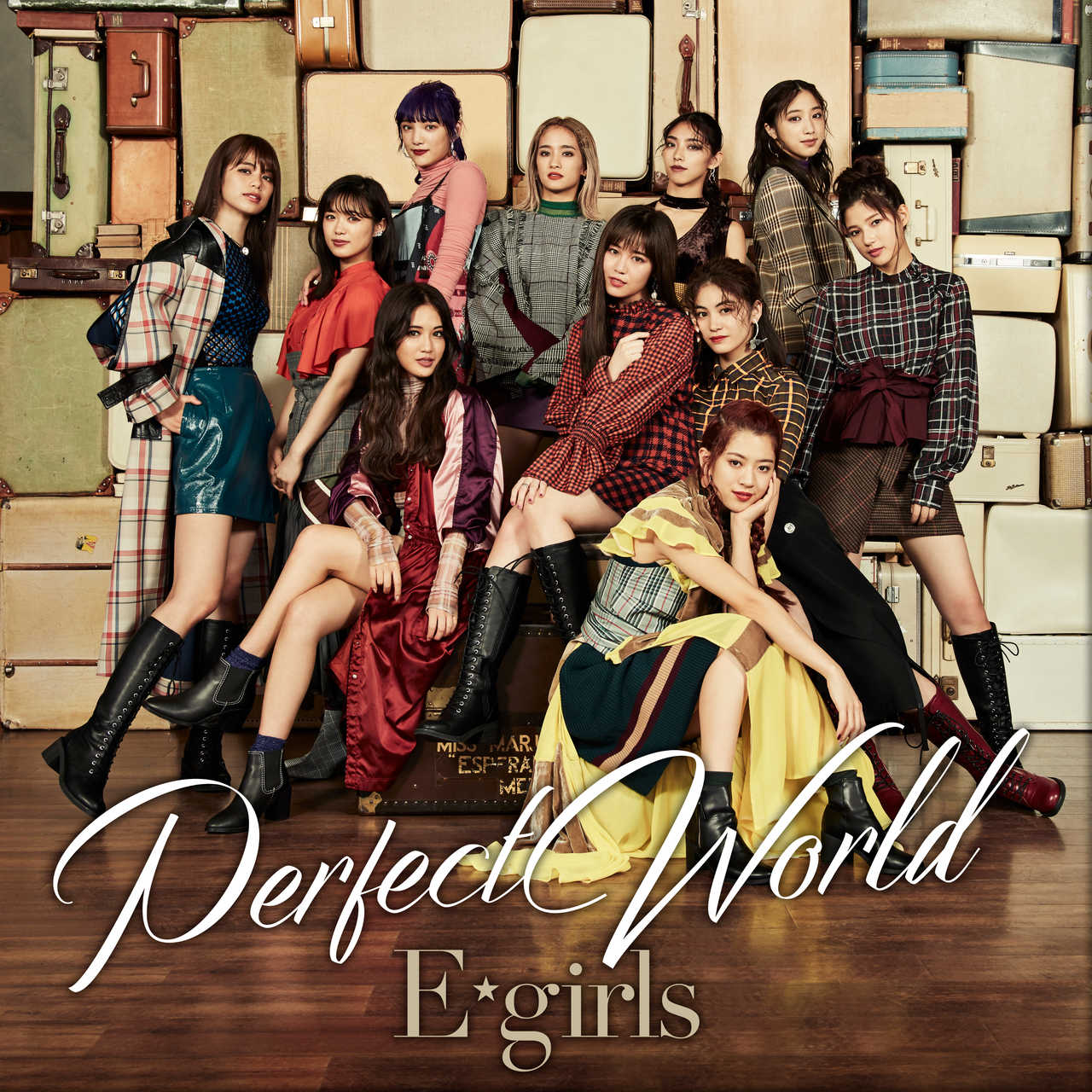 配信楽曲「Perfect World」