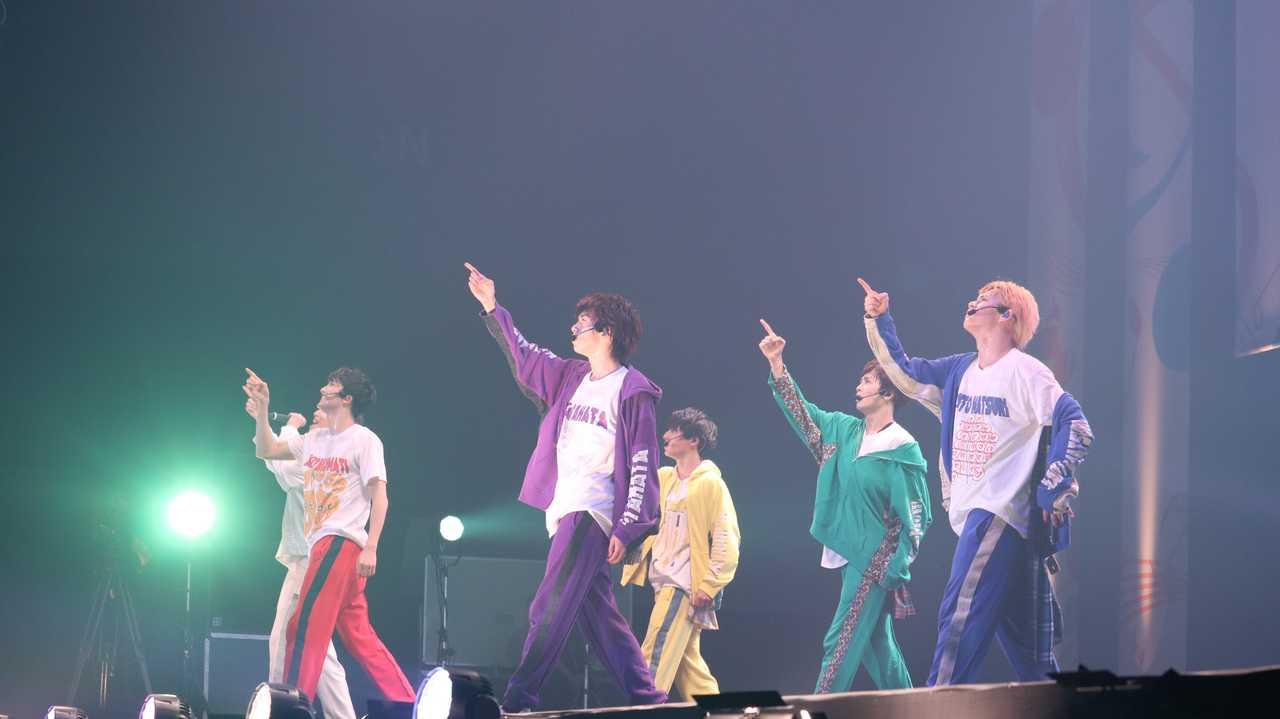 10月7日(日)@『ナイスアリーナオープン記念 The 音楽祭 in 由利本荘』
