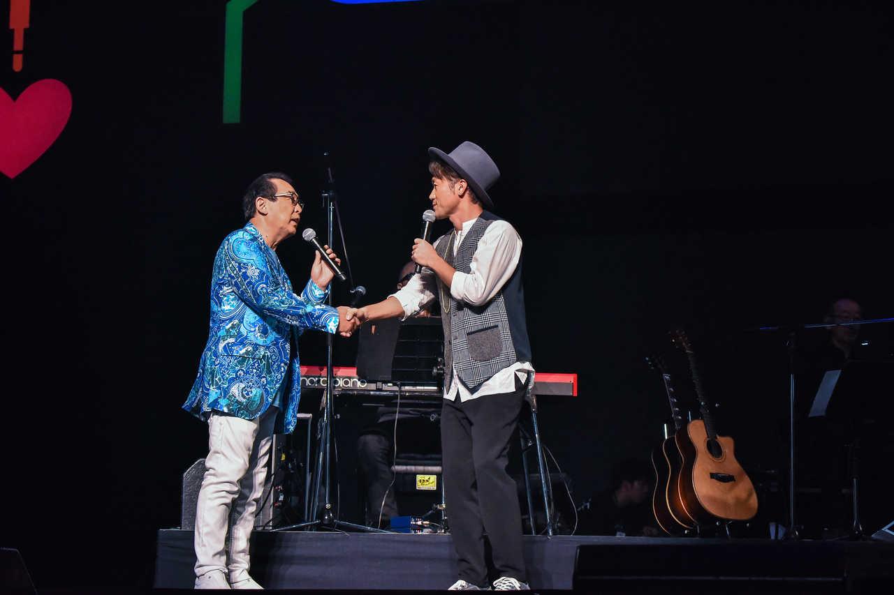 10月7日(日)@『ビクターロック祭り大阪×MBS音祭2018~supported by uP!!!』(さだまさし×ナオト・インティライミ)