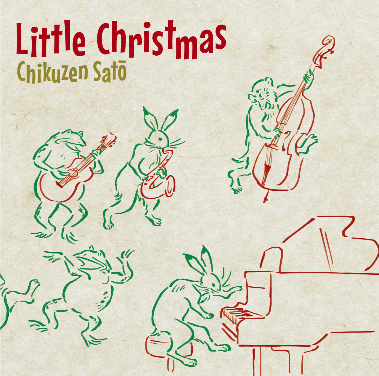 アルバム『Little Christmas』