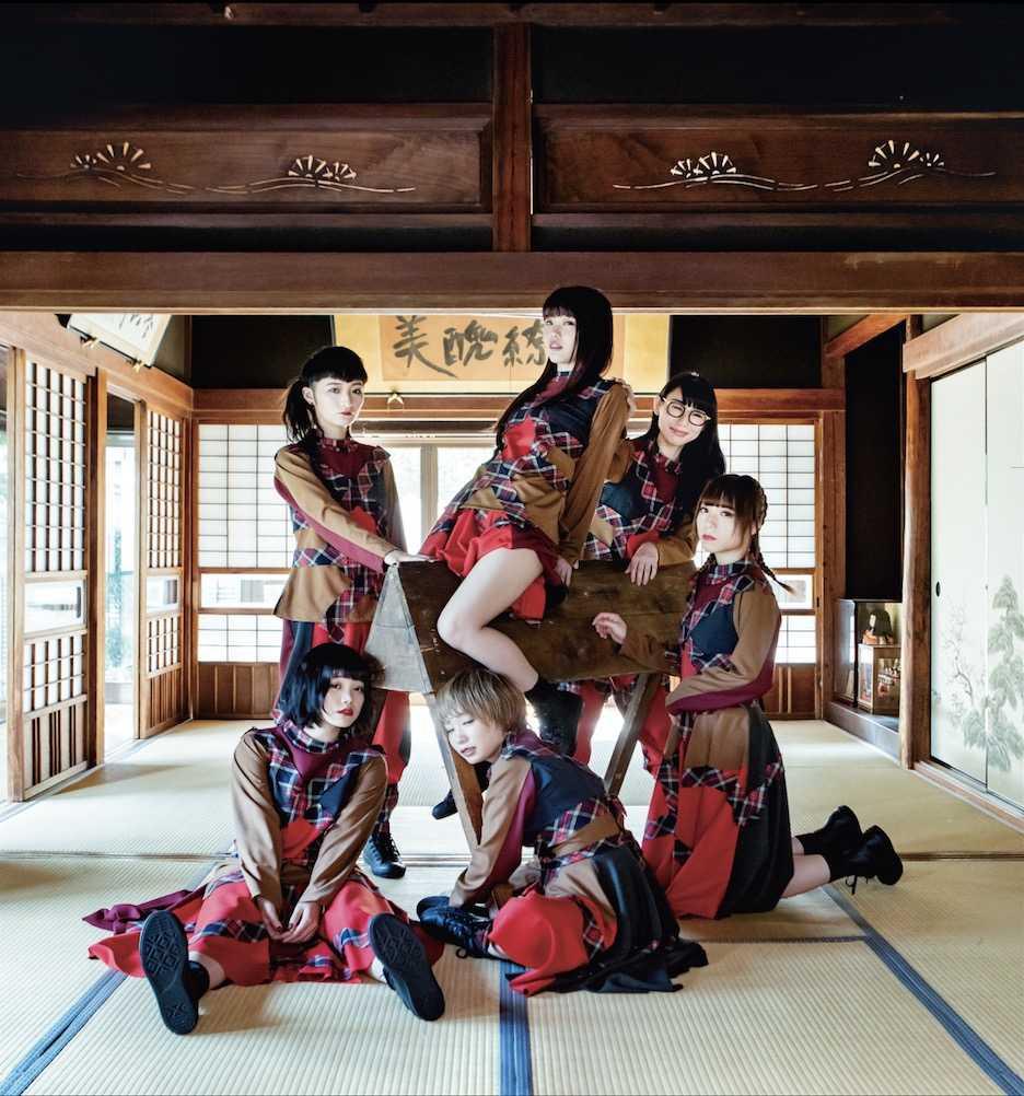 BiSH初ホールツアー開幕!!12月5日発売ニューシングル「stereo future」商品詳細解禁!!