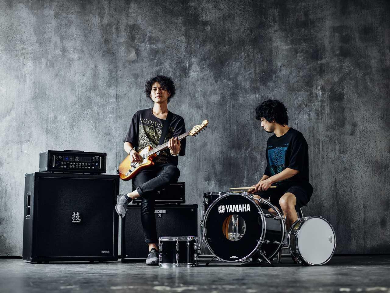 キツネツキ 1st ALBUM『キツネノマド』から「てんぐです」フルバージョンのMUSIC VIDEOを公開!