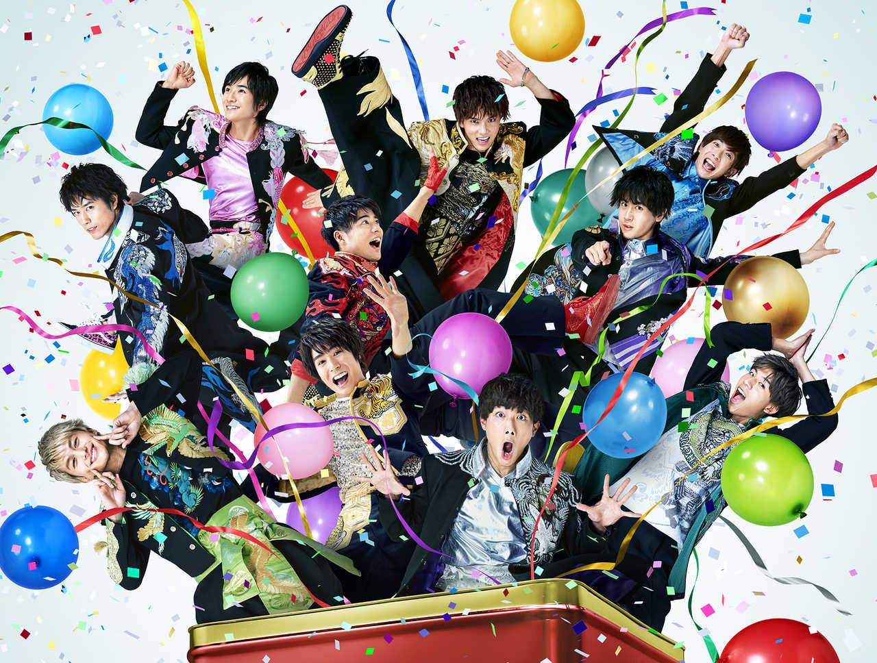 BOYS AND MEN、2019年1月ナゴヤドーム公演、12月19日自身初のベスト「ボイメン・ザ・ベスト」発売決定!