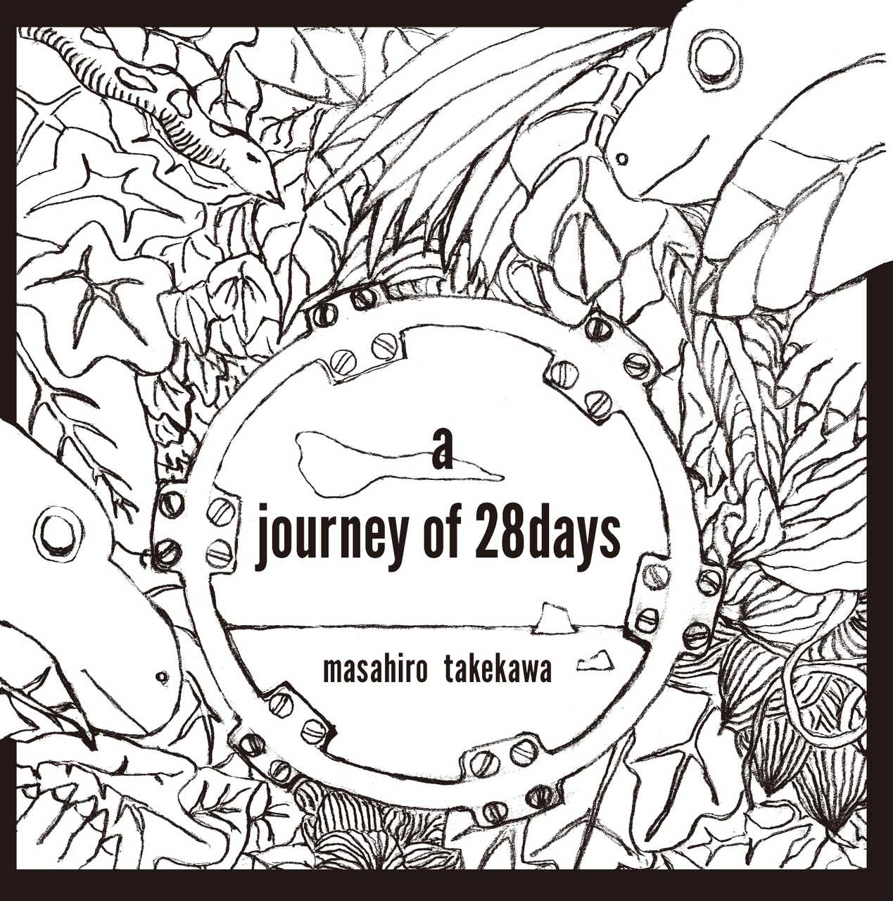 アルバム『a journey of 28days』