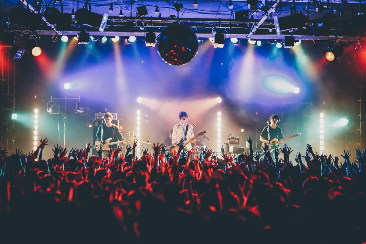 10月14日@東京LIQUIDROOM photo by 西槇 太一