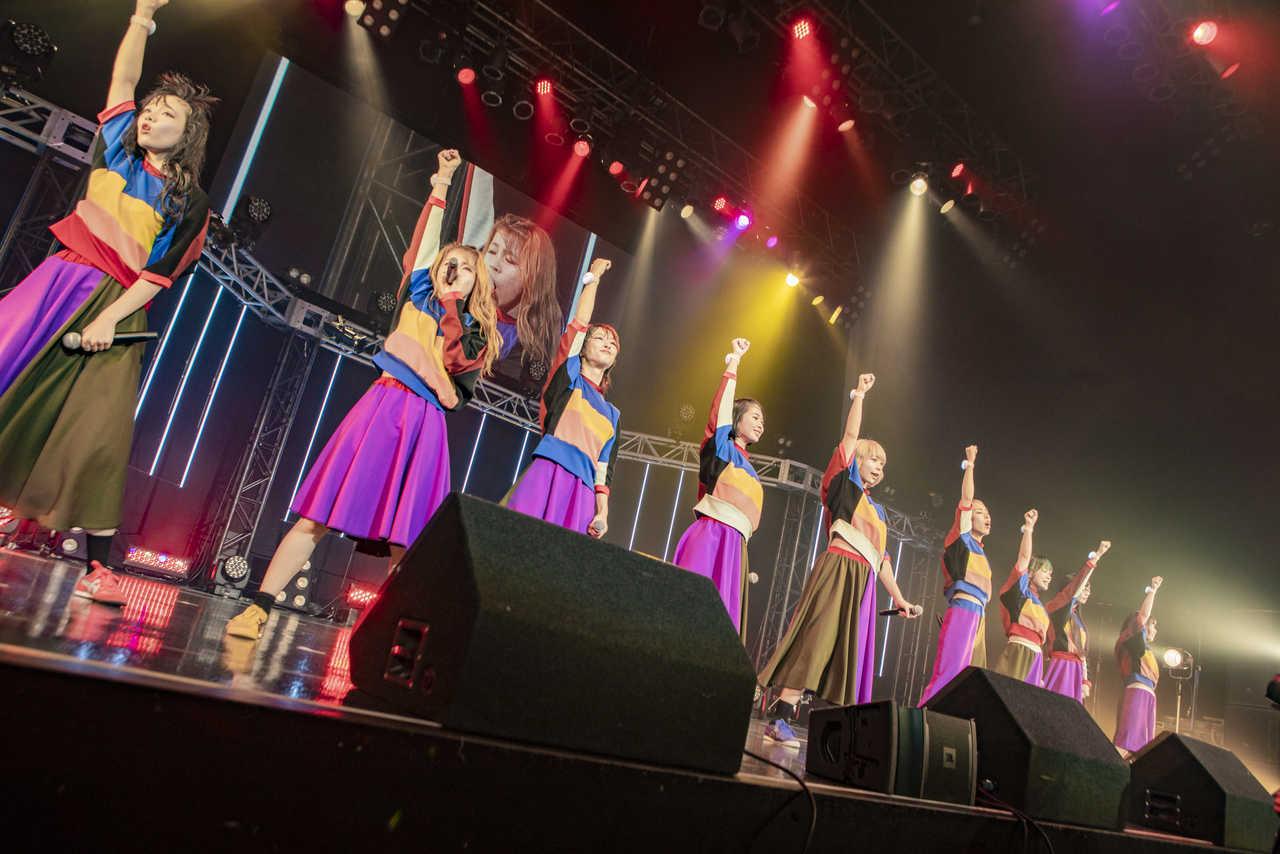 2018年9月20日 at Zepp Tokyo