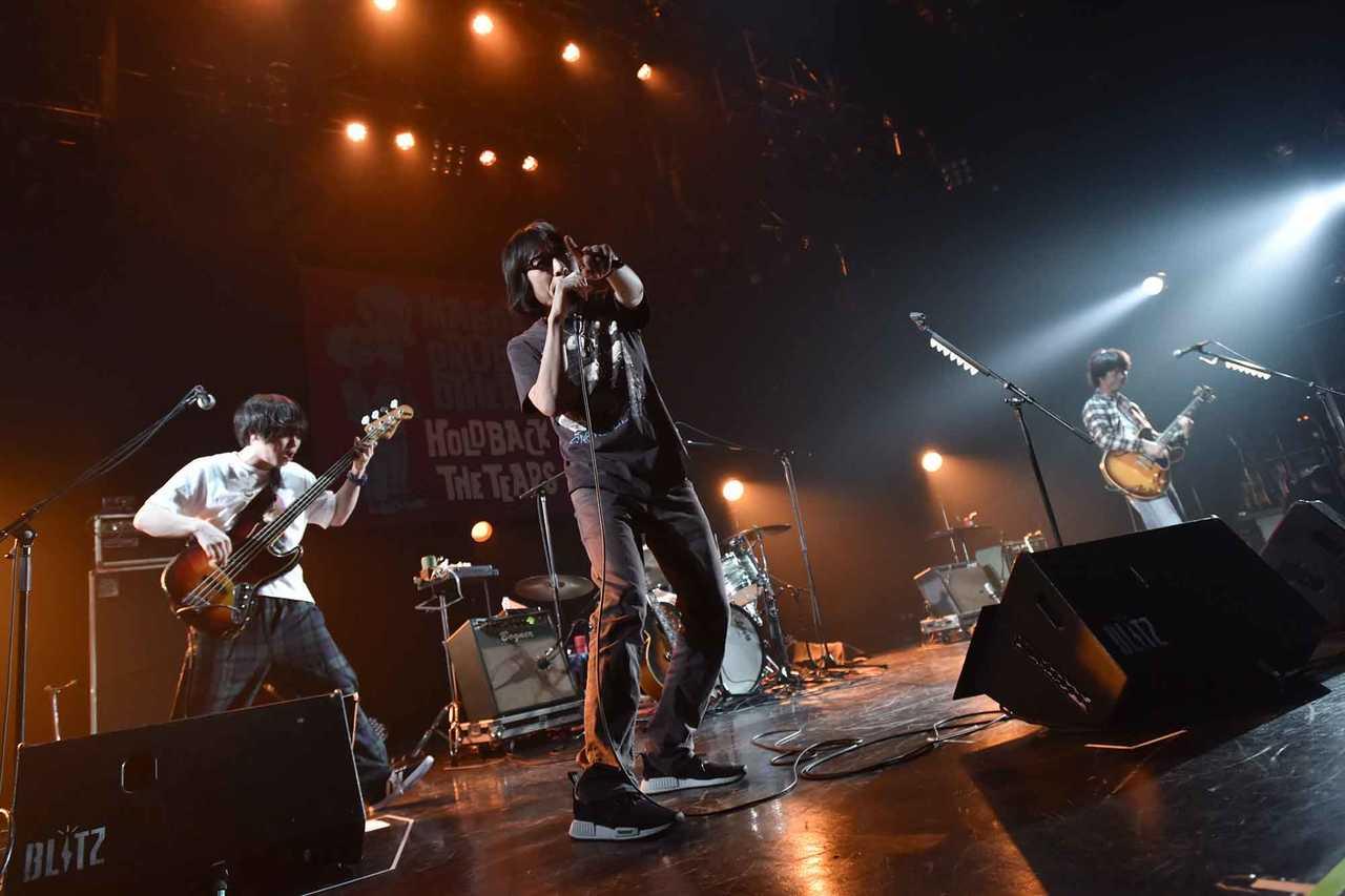10月23日@東京・マイナビBLITZ赤坂 photo by 三浦憲治