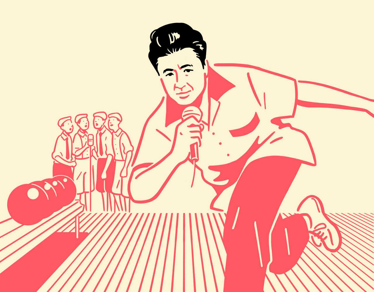 桑田佳祐&The Pin Boys