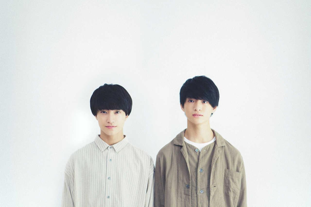 L→R 田中雅功(がく)、髙田彪我(ひょうが)