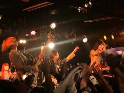 11月23日(金)@大阪・アメリカ村DROP