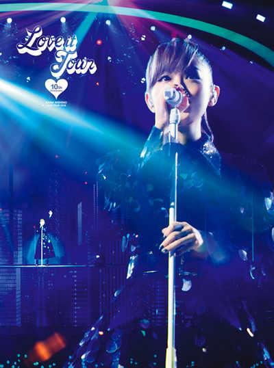 Blu-ray&DVD『LOVE it Tour ~10th Anniversary~』【Blu-ray】