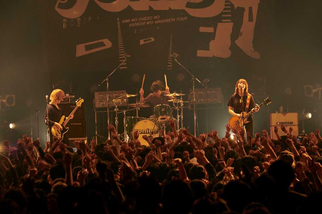 11月30日@東京・Zepp DiverCity TOKYO photo by 太田好治