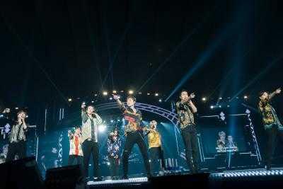 "『SUPER JUNIOR WORLD TOUR ""SUPER SHOW 7""』東京ドーム公演 photo by 田中聖太郎写真事務所"