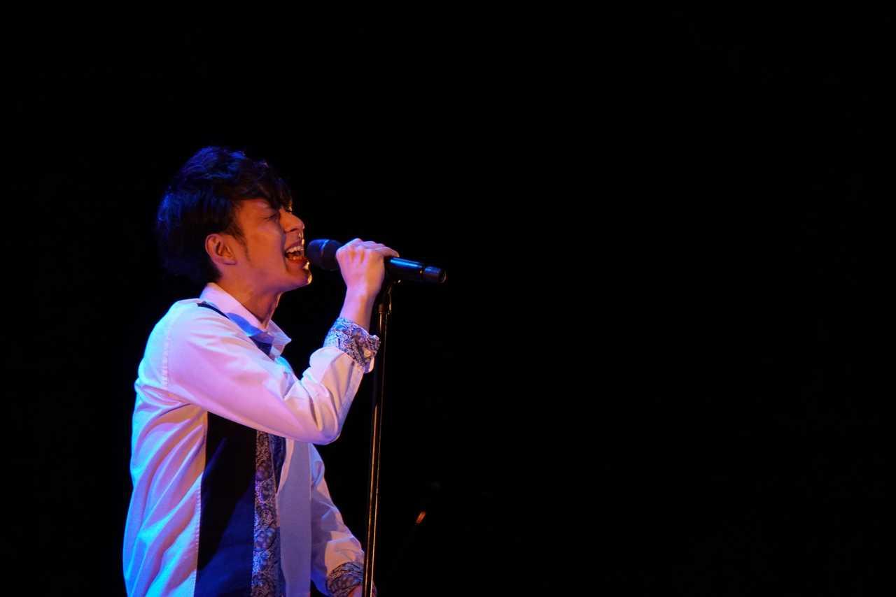 """その歌声に恋をする…泣き歌の貴公子、林部智史のコンサートで""""幸活"""""""