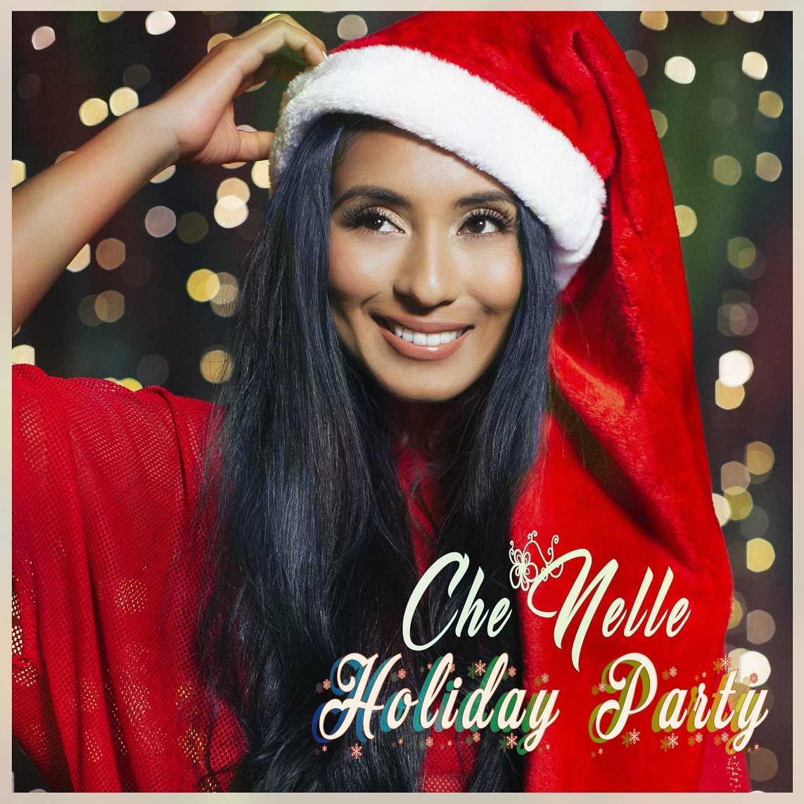 シェネル、1年ぶりのリリースは自身初のクリスマス・ソング!