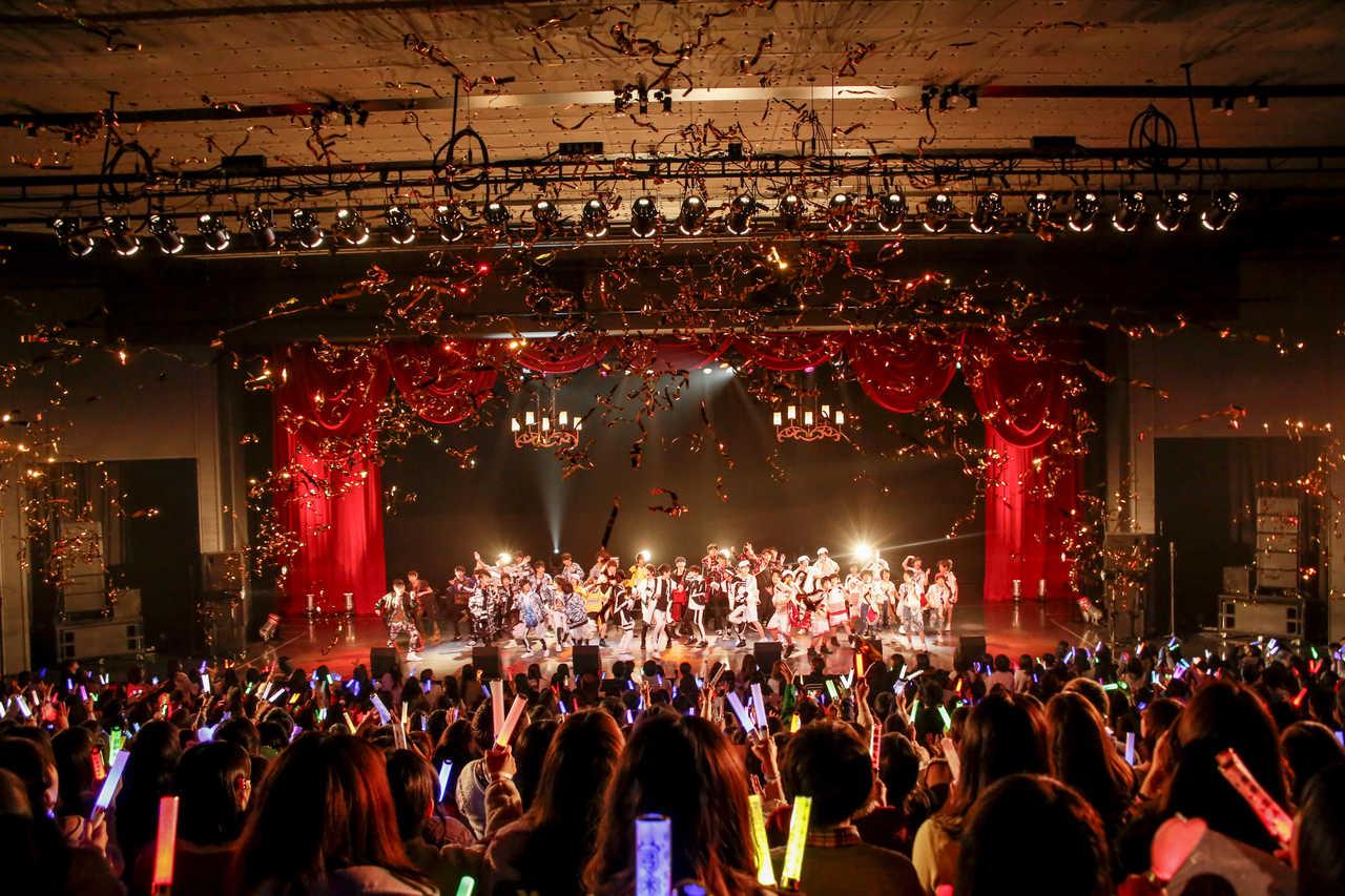 12月16日@AiiA 2.5 Theater Tokyo